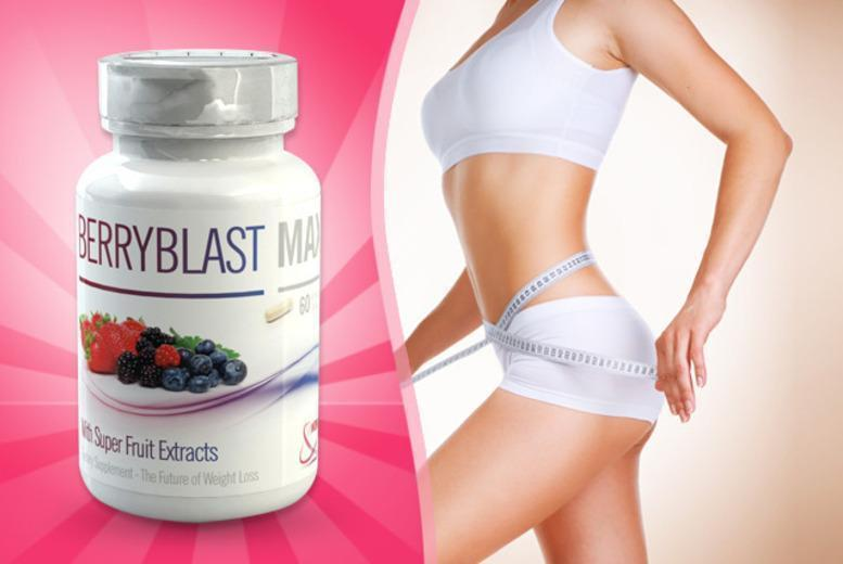 £14 instead of £119.97 (from GB Supplement) for 3-month* supply of Berry Blast capsules - save 88% + DELIVERY INCLUDED!