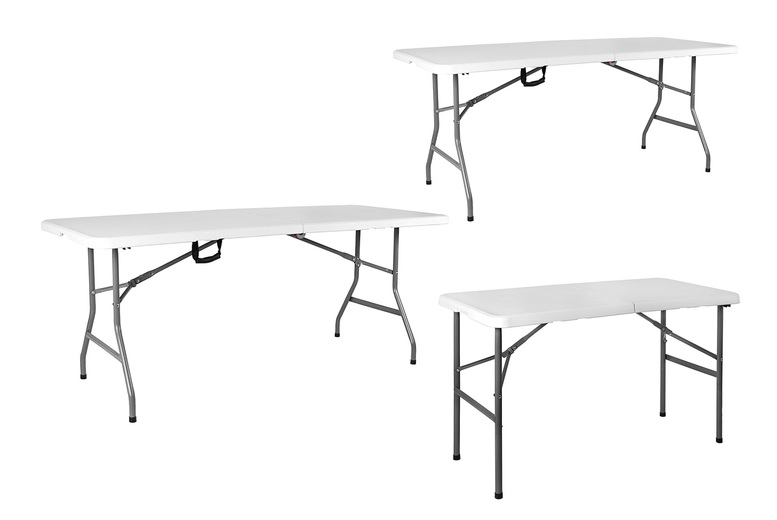From £29 instead of £62.99 for a 4ft Home Vida folding table, choose from three sizes from Home Discount – save up to 54%