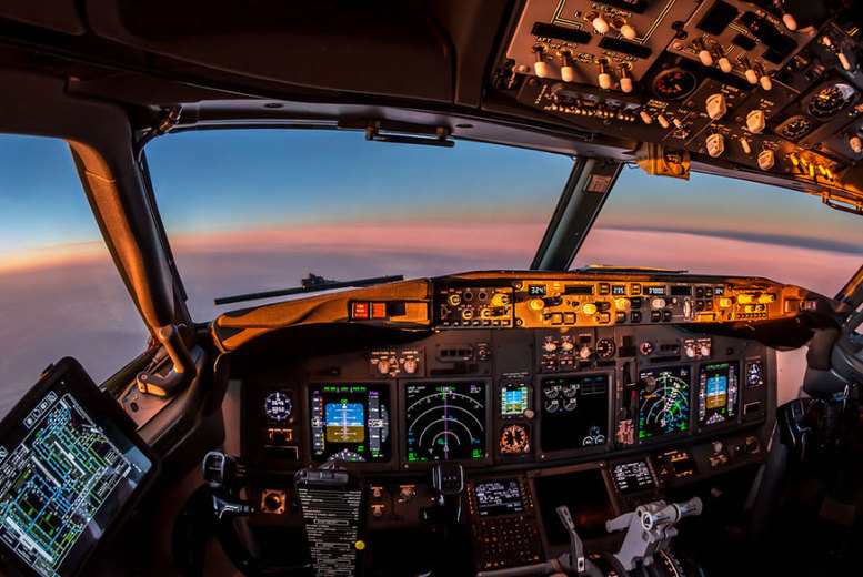 From £29 for a Boeing 737 flight simulator experience at Britannia Flight Simulator, Barnsley - choose from four flight options and save up to 57%