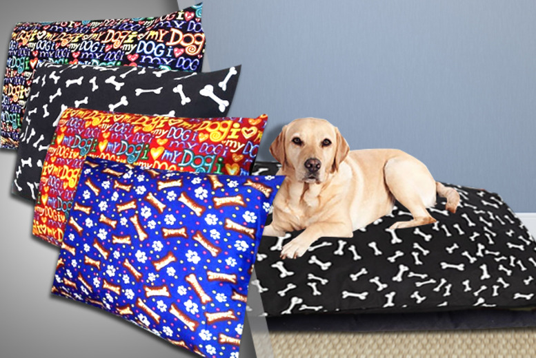 £8.99 instead of £24.99 (from Groundlevel.co.uk) for an extra soft pet bed - pick from 4 designs and save 64%