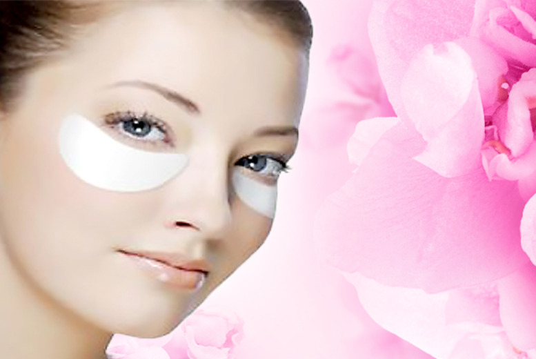 £8 instead of £59.99 (from Quick Style) for a pack of 20 collagen eye masks - save 87%