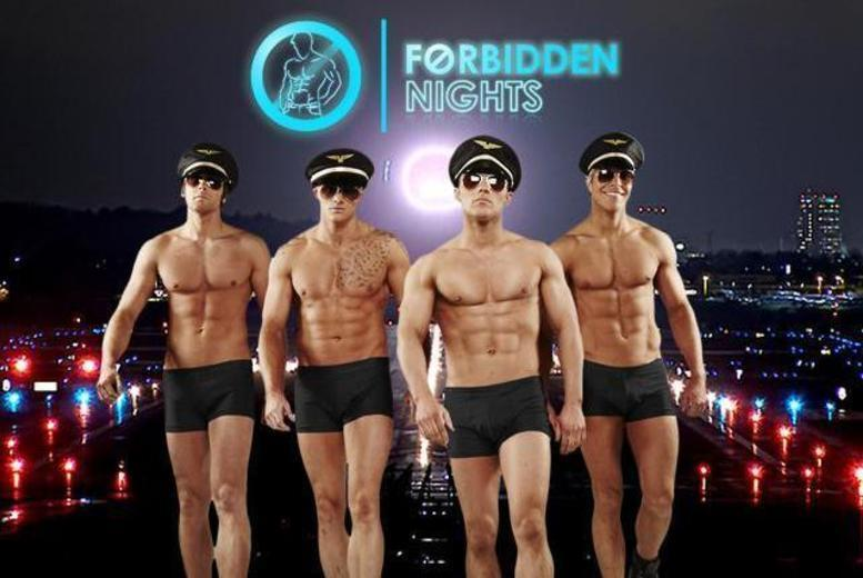 £14.50 instead of up to £29.50 for a ticket to see Forbidden Nights inc. cocktail and VIP club entry, Victoria - save up to 51%