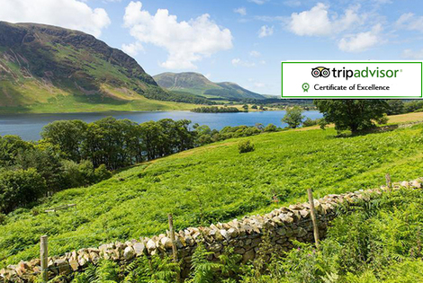£109 (at the Brown Horse Inn) for a two-night Windermere stay for two people including breakfast and leisure access - save up to 64%
