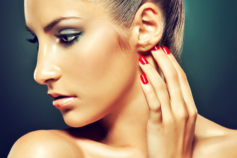£14 instead of £35 for a Shellac manicure, or £21 including a pedicure at Beauty at Citi Studio, Shoreditch - save up to 60%