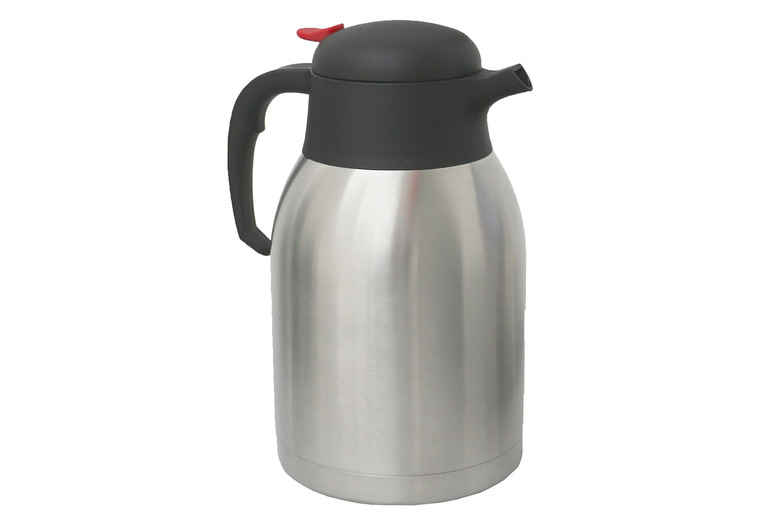 £12.99 instead of £43.30 for a 2L thermal jug, £16.99 for a 3L jug or £19.99 for a 5L jug from Who Needs Shops - save up to 70%