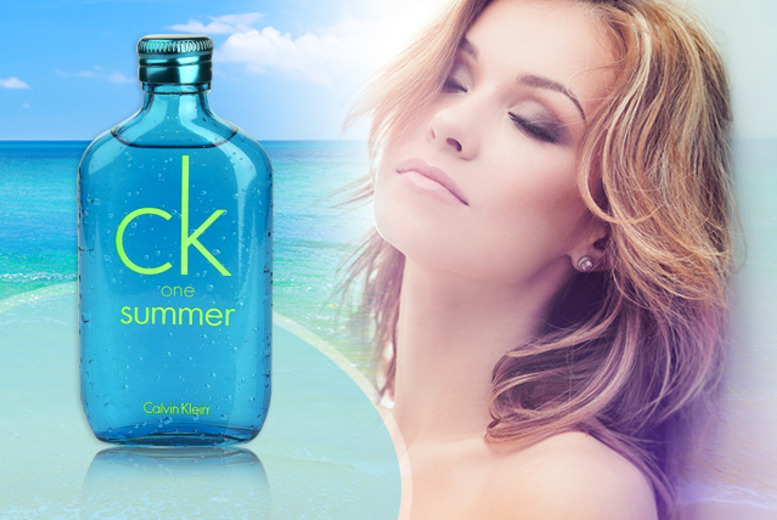 £19 instead of £31 (from The Beauty Store) for Calvin Klein 'CK One Summer' Eau de Toilette - save 39%