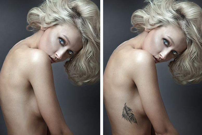 £89 for 3 tattoo removal sessions on any area up to 4 square inches, £139 on up to 7 square inches at Lorena Öberg
