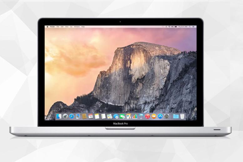 "Image of 13"" Apple Macbook Pro | 500GB | Living Social"