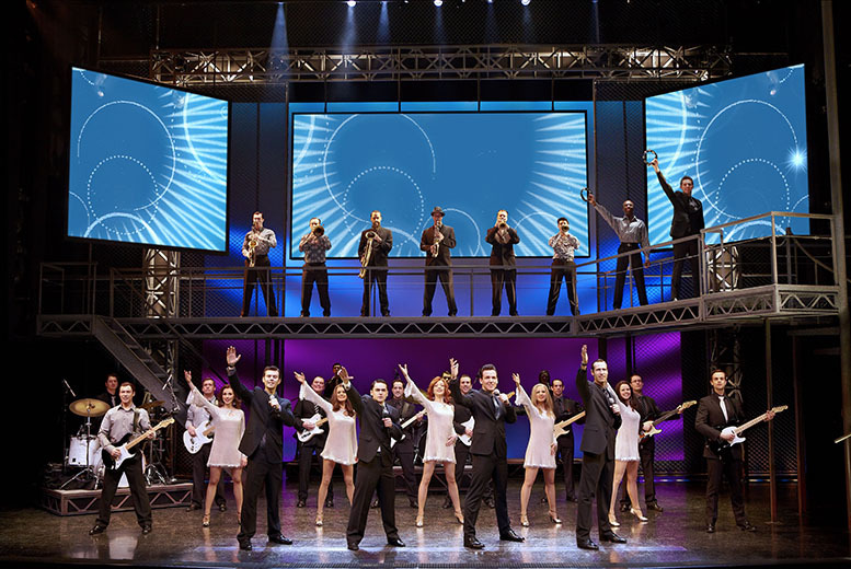£109pp (from The Omega Holidays Group) for an overnight stay at the 4* Thistle Euston and a top-price ticket to Jersey Boys - save up to 36%