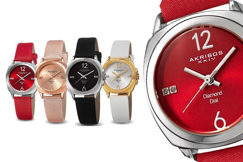 Akribos AK742RG Womens Watch 2