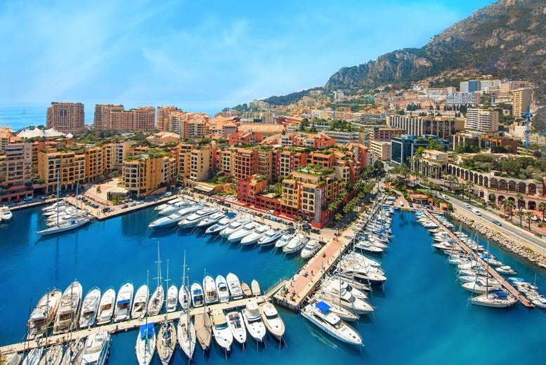 From £499pp for a Monaco F1 Grand Prix executive day trip including admission, business class service flights with hot meals, drinks and luxury transfers