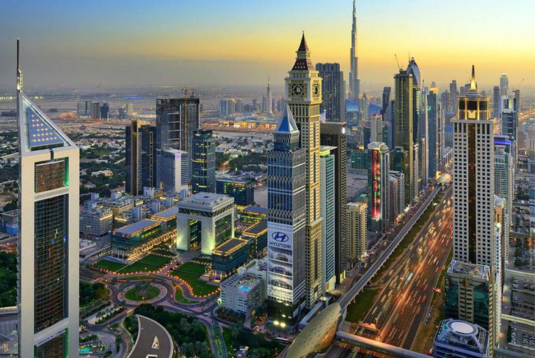 From £529pp (from Crystal Travel) for a 4nt 5* Dubai stay inc. flights & transfer, from £569pp for a 5nt stay – save up to 19%