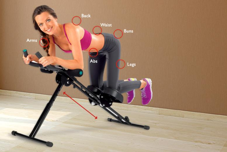 £69 for a 5-in-1 5-minute toning device from Wowcher Direct - save 53%