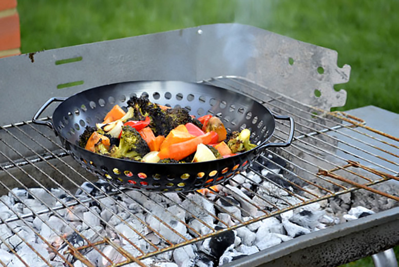 £8.99 (from Jean-Patrique) for a choice of grill toppers inc. dual, rectangular or round, or £19.99 for all three - save up to 55%