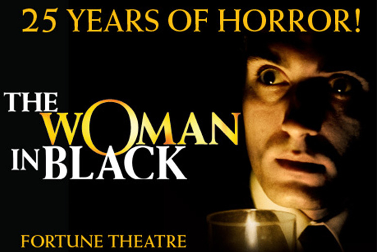 £89pp (from The Omega Holidays Group) for an overnight stay at the 4* Guoman Tower Hotel plus a top-price The Woman in Black ticket
