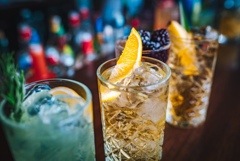 Image of Gin Tasting Experience For 2 | Regional | Living Social