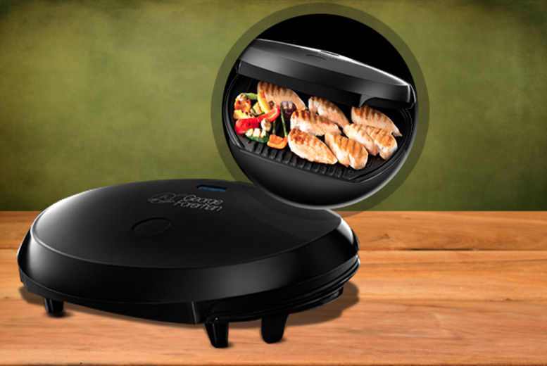 £39 instead of £99.99 for a George Foreman 10-portion family grill from Wowcher Direct - save a lean, mean 61%