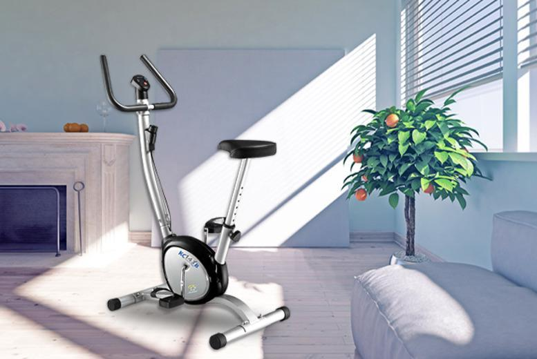 £49.99 instead of £99 for a Body Sculpture StarShaper exercise bike from Wowcher Direct - save 50% + DELIVERY IS INCLUDED!