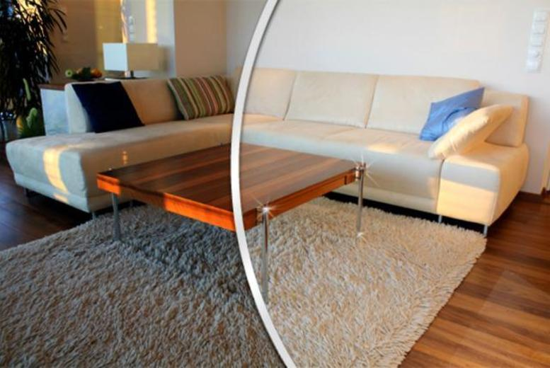 £28 for £100 worth of cleaning from Fingertip Cleaning, London - save a sparkling 72%