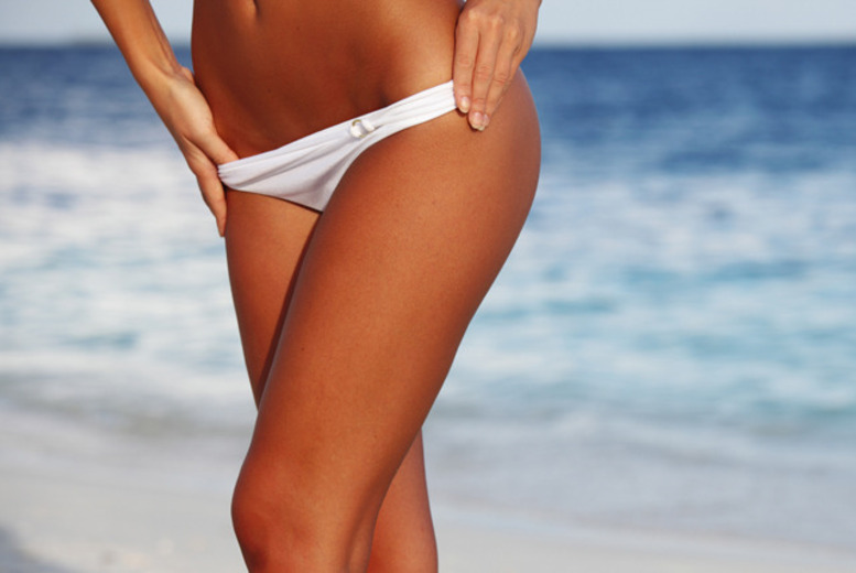 £12 instead of £38 for full leg and bikini line wax at Clouds Beauty, Solihull - save 68%