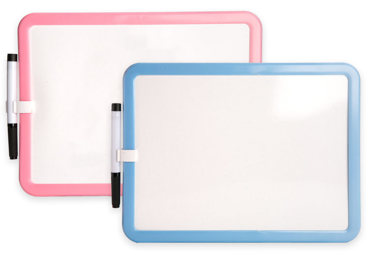 The Best Deal Guide - £2.99 instead of £6.99 for a magnetic wipe board available in blue & pink from Ckent Ltd - save 57%