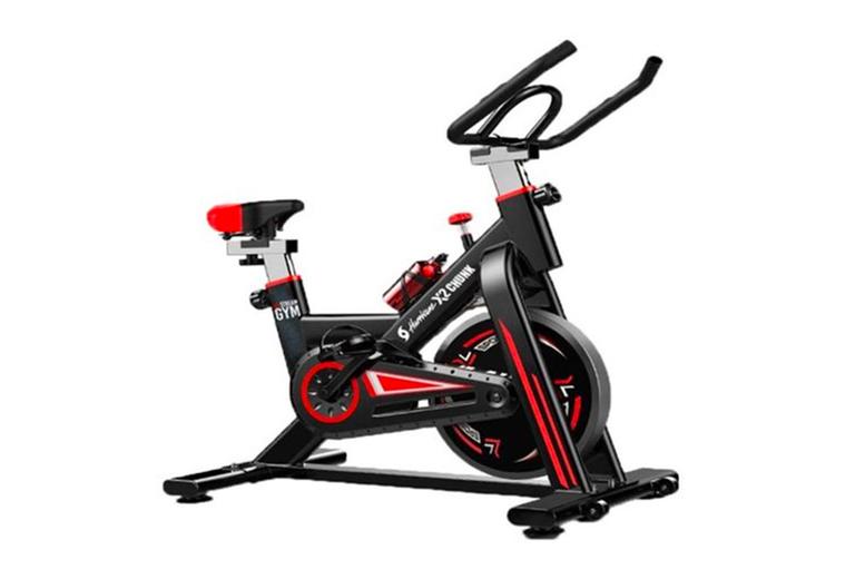 Image of Spinning Exercise Bike   Living Social
