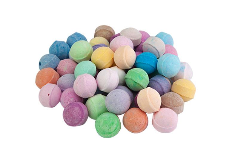 Image of Chill Pill Bath Bomb Gift Box   Living Social