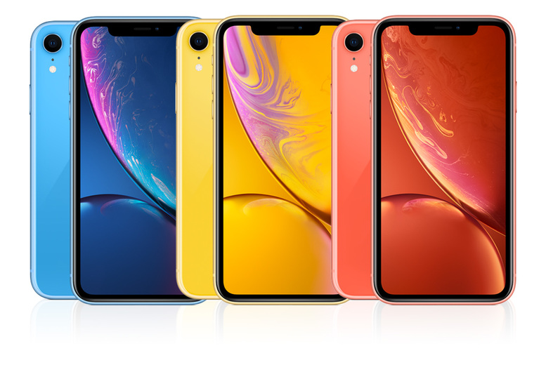 £9.99 for an iPhone XR 64GB when you sign up to a £26/month 24-month EE Essential Plan with 25GB data, unlimited mins and unlimited texts from Affordable Mobiles!