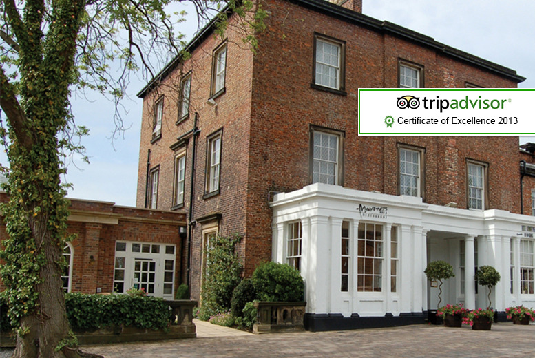 From £149 (at Bannatyne Hotel, Darlington) for a 4* spa break for 2 inc. treatment each, 2-course dinner & b'fast