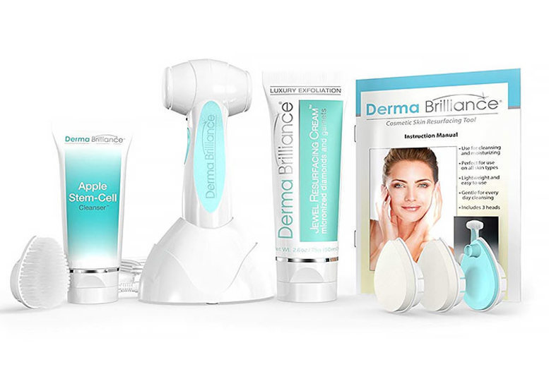 Image of Dermabrilliance Exfoliating Set | Cream | Living Social
