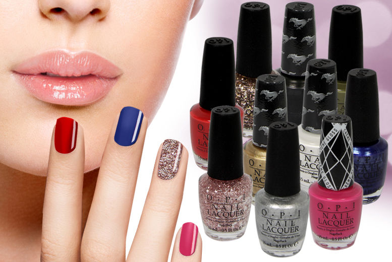 The Best Deal Guide - £14.99 instead of £32 for 10 bottles of OPI nail lacquer polish available in randomly selected colours from Ckent Ltd - save 53%