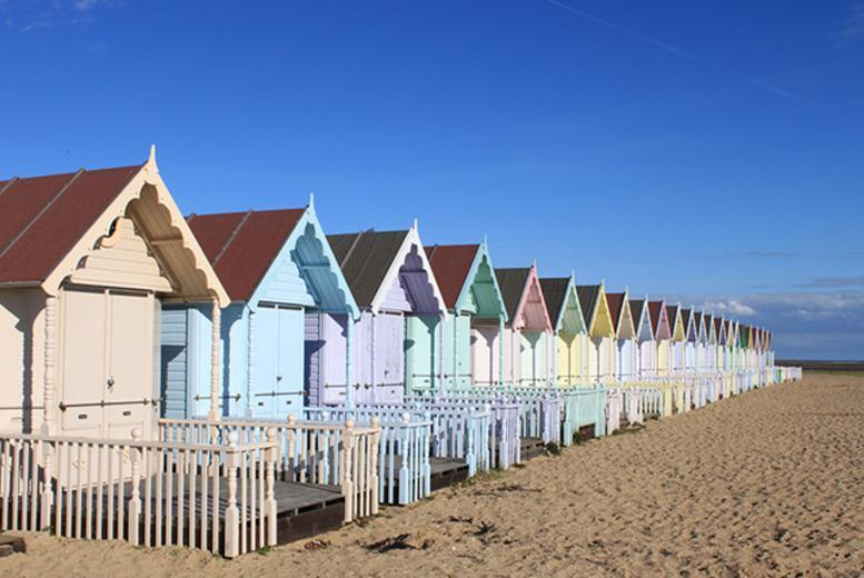 £99 (at the Laxfield Hotel, Clacton-on-Sea) for a 2nt seaside stay for 2 inc. breakfast, wine,