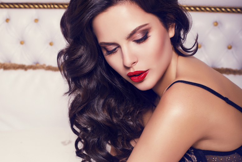 £19 for a wash, cut, MoroccanOil treatment & blow dry with a top stylist at Bellisimo, Manchester