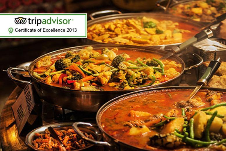 £14 instead of up to £28.35 for a two-course modern Indian meal for two at Bonoful, Edinburgh - save up to 51%