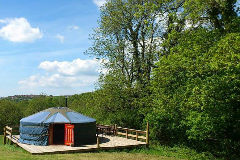 From £119 (from Cwm Tawel Yurts, Wales) for a 4nt midweek yurt stay for up to 5, £129 for a 3nt weekend stay - save up to 58%
