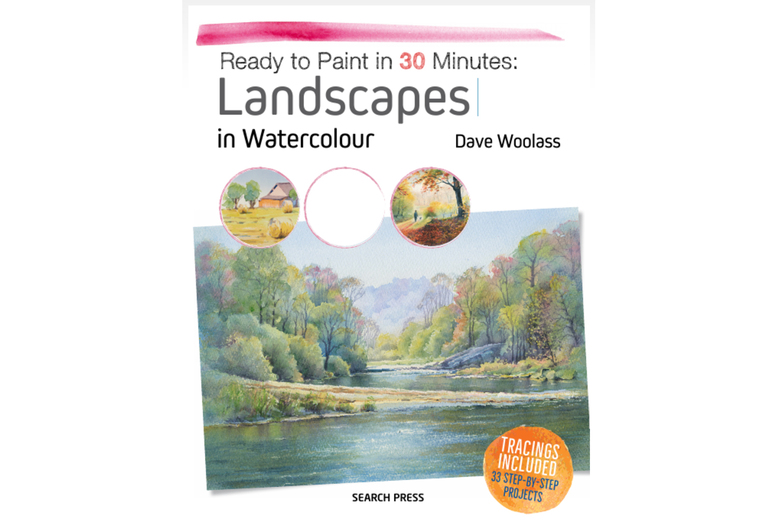 From £14 for a ready to paint in 30-minutes bundle from Search Press - choose from two bundles and save up to 46%