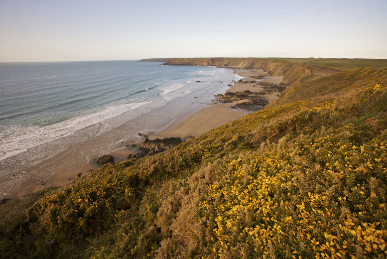 £99 (at Howells Leisure) for a 3nt or 4nt Pembrokeshire coast caravan break for up to 6 people, or £179 for 7nts - save up