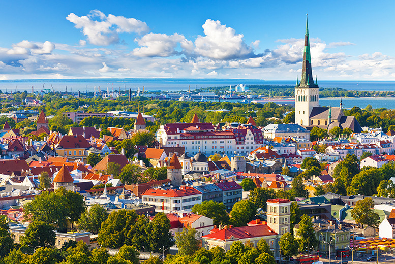 From £99pp (with iFly) for a 2nt break in Tallinn inc. return flights, 3* accommodation and breakfast, or from £149pp for 3 nights - save up to 49%