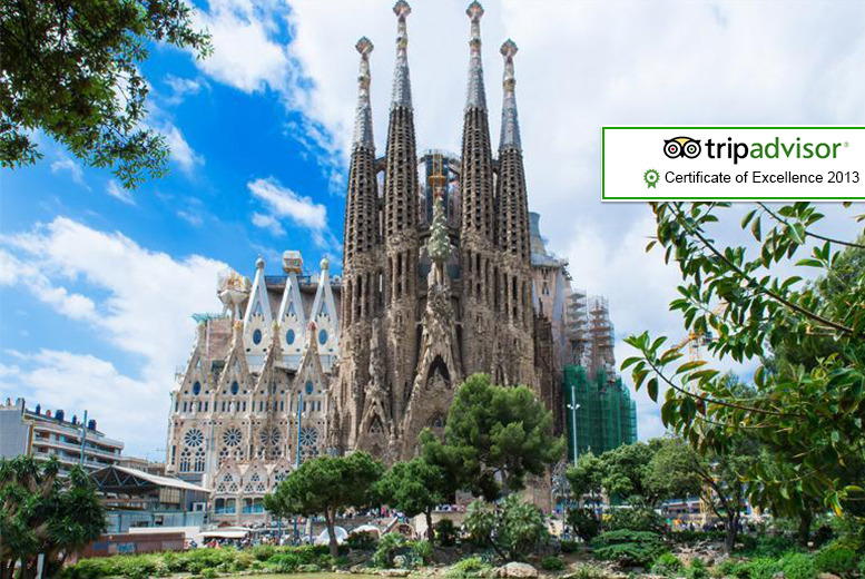 From £99pp (from ClearSky Holidays) for a 2-night Barcelona break including return flights - save up to 33%