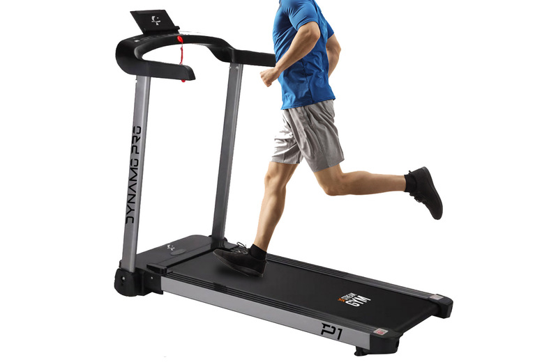 Image of Dynamo Pro P1 Treadmill   Living Social