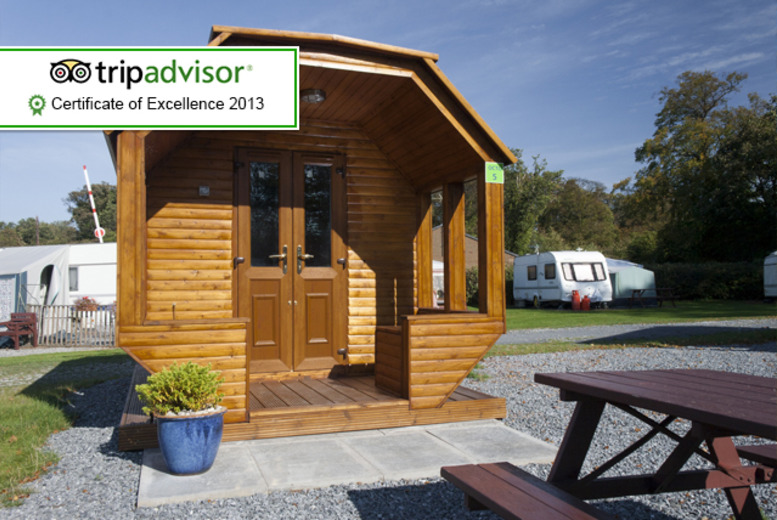 From £34 instead of up to £70 (at Drummohr Holiday Park) for a 2-night luxury glamping experience for 2 – save up to 51%
