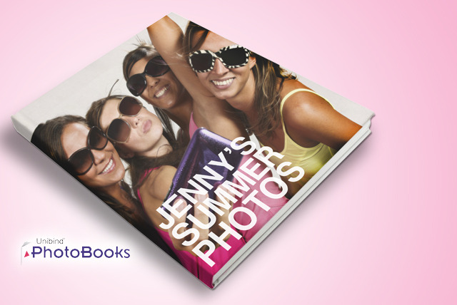 £9.99 instead of £25.79 (from Unibind PhotoBooks) for a 30 page hard cover, landscape photo book - capture your memories and save 61%