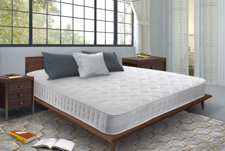 From £79 for a luxury Venice memory foam mattress from Mattress Craft – save up to 75%