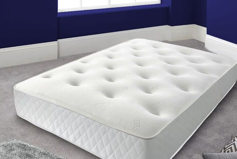 From £79 for a lisa extra thick memory foam mattress from Mattress Craft – save up to 75%
