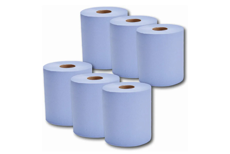 Image of 6 Paper Towel Centrefeed Rolls | Living Social