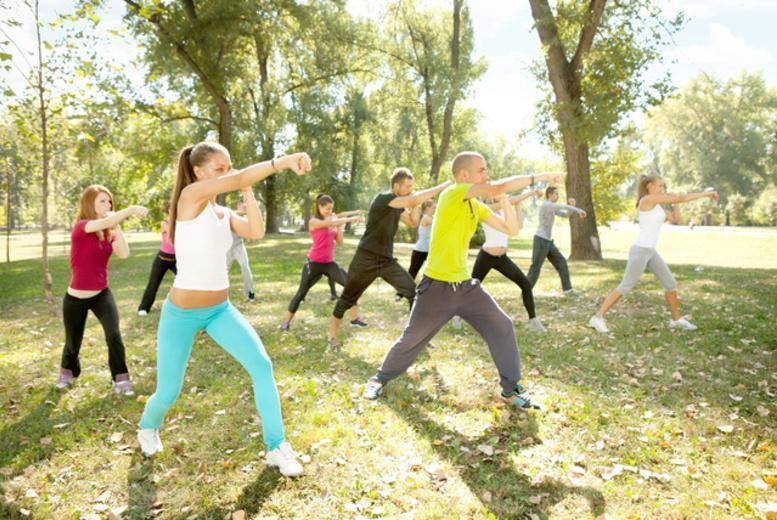 £149 for an all-inclusive 3-day bootcamp at Brothers Bootcamp, Derbyshire National Forest