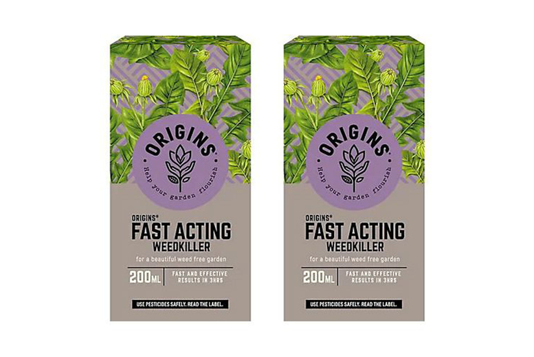 Image of 2Pck Rapid Action Weedkiller   Living Social