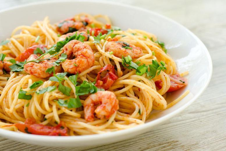 £29.95 for a 3-course Italian meal for 2 inc. a glass of wine each at Caffe Milano, Shaftesbury Avenue