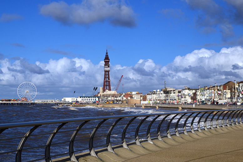 From £29 (at Llanryan Guest House) for a 1nt Blackpool stay for 2 inc. breakfast, £59 for 2 nights, from £39 for family stay - save up to 52%