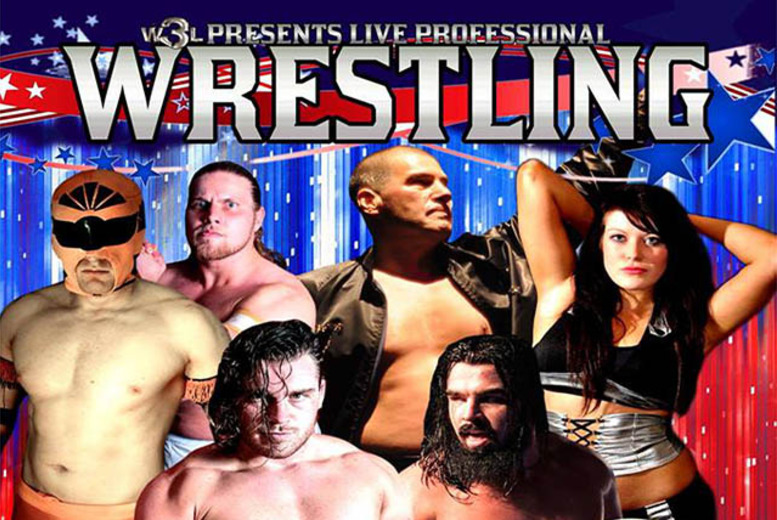 £6 instead of up to £13 for a ticket to see the World Wide Wrestling League featuring ITV's Johnny Kidd on the 23rd, 24th or 25th May - save up to 54%